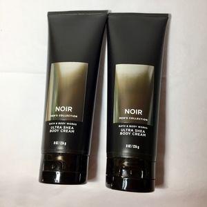 2 NOIR Ultra Shea Body Cream